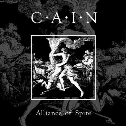 Cain - Alliance Of Spite