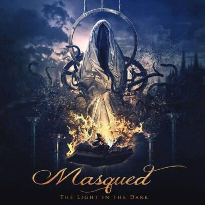 MASQUED COVER
