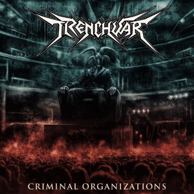 TRENCHWAR COVER