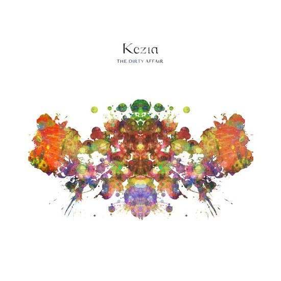 Kezia - The Dirty Affair digi
